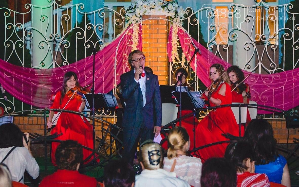 В Черноморске прошёл концерт «Море оперы» (фото), фото-15