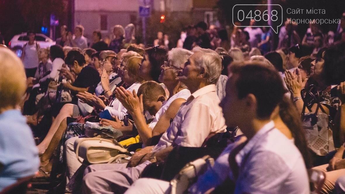 В Черноморске прошёл концерт «Море оперы» (фото), фото-2