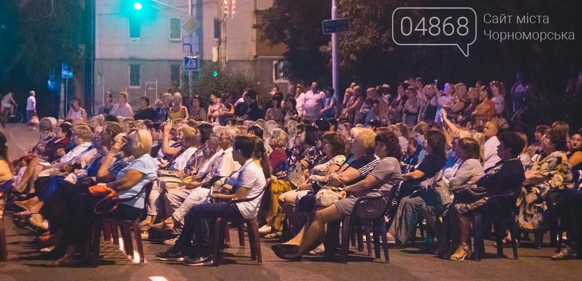В Черноморске прошёл концерт «Море оперы» (фото), фото-4