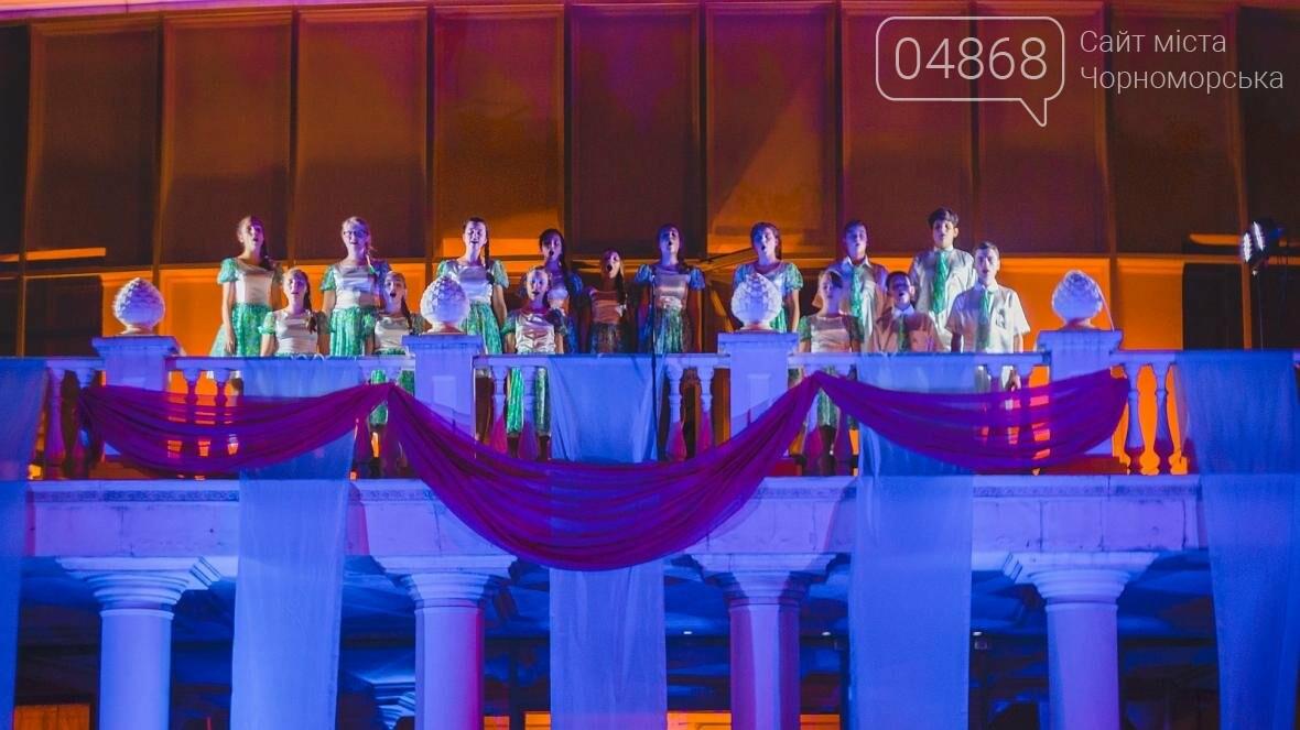 В Черноморске прошёл концерт «Море оперы» (фото), фото-3