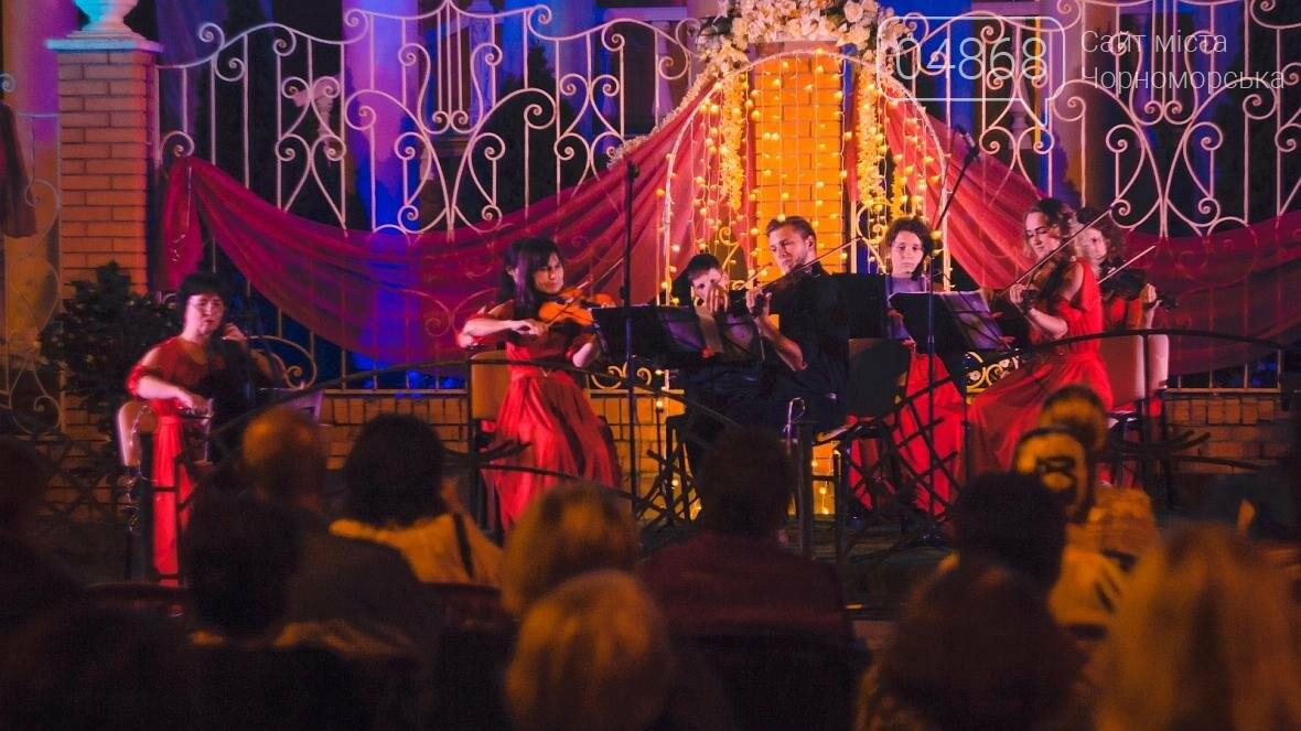 В Черноморске прошёл концерт «Море оперы» (фото), фото-11