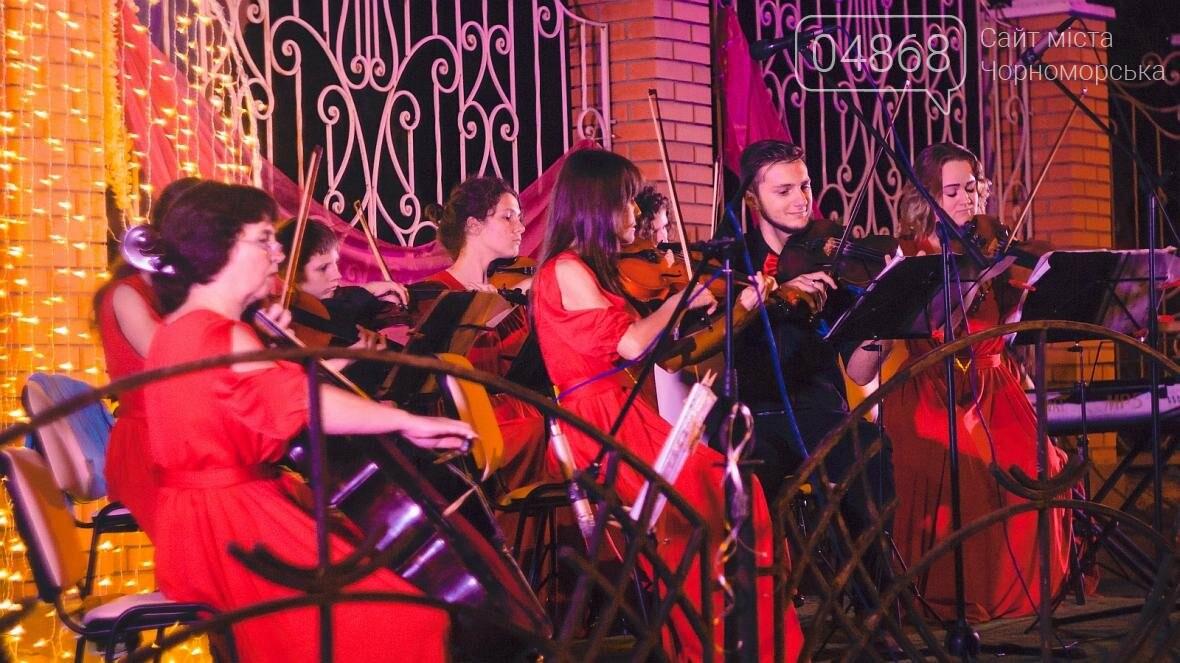 В Черноморске прошёл концерт «Море оперы» (фото), фото-17