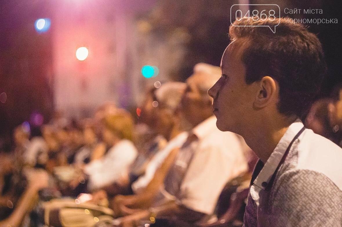 В Черноморске прошёл концерт «Море оперы» (фото), фото-10