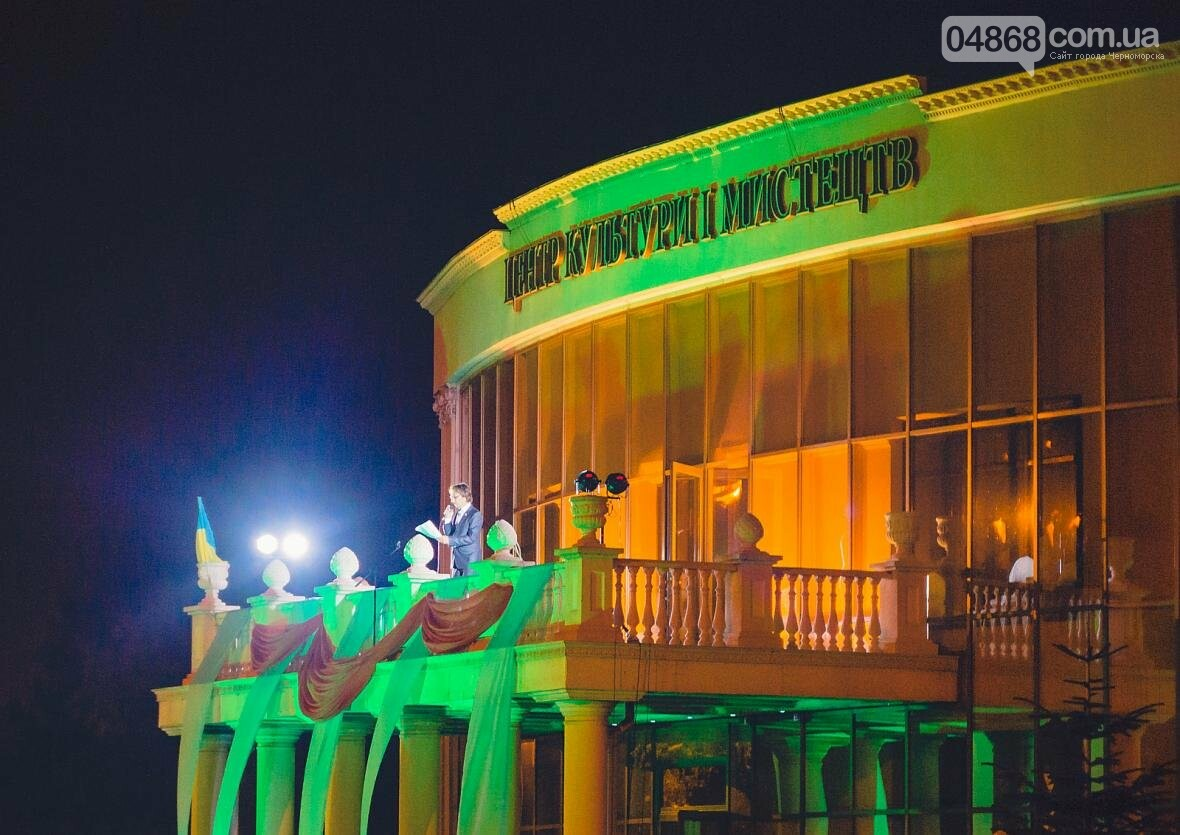 В Черноморске прошёл концерт «Море оперы» (фото), фото-16