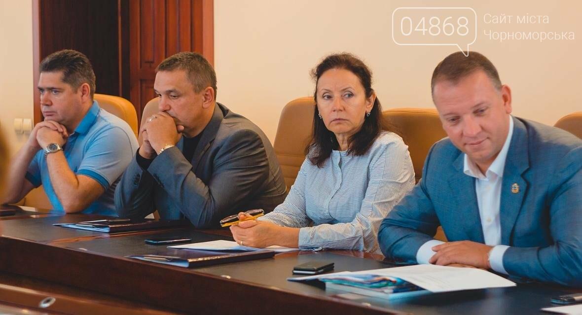 Черноморский исполком поддержал предложение о выделении 5 млн. грн. на медицинское оборудование, фото-5