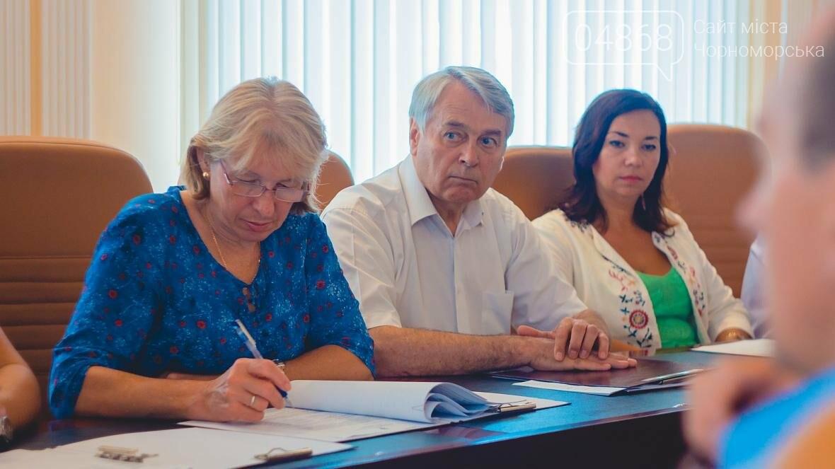 Черноморский исполком поддержал предложение о выделении 5 млн. грн. на медицинское оборудование, фото-4