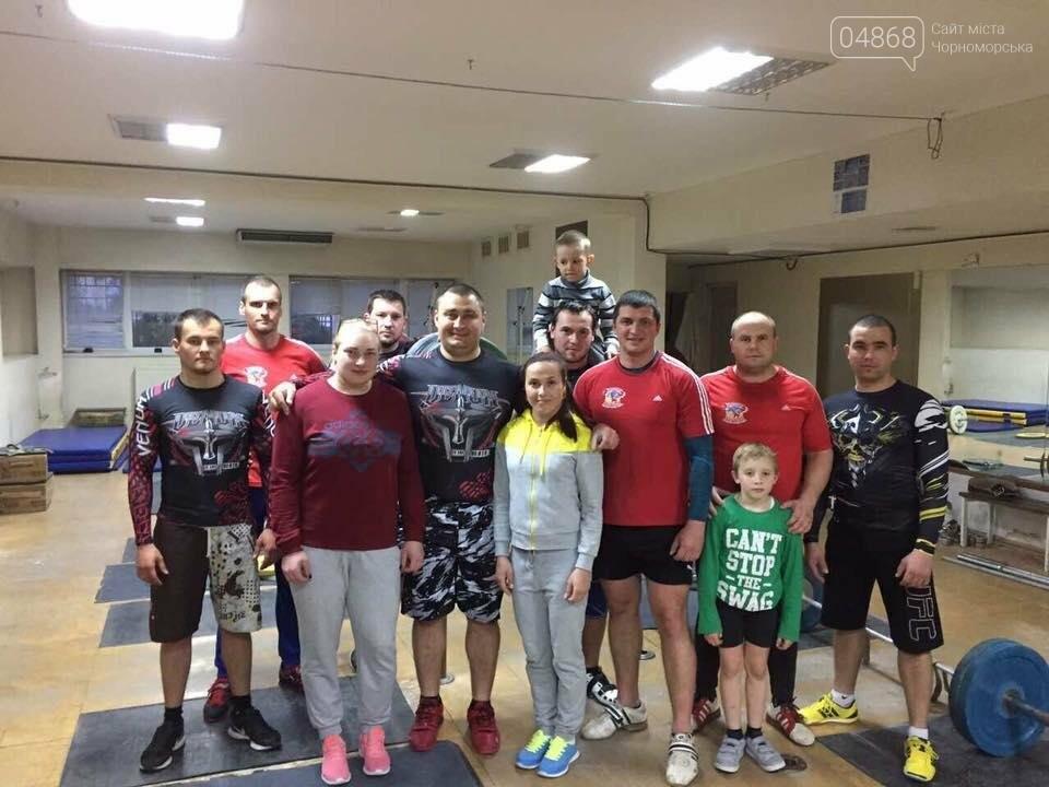 Спортсменка из Черноморска заняла первое место на чемпионате Украины , фото-1