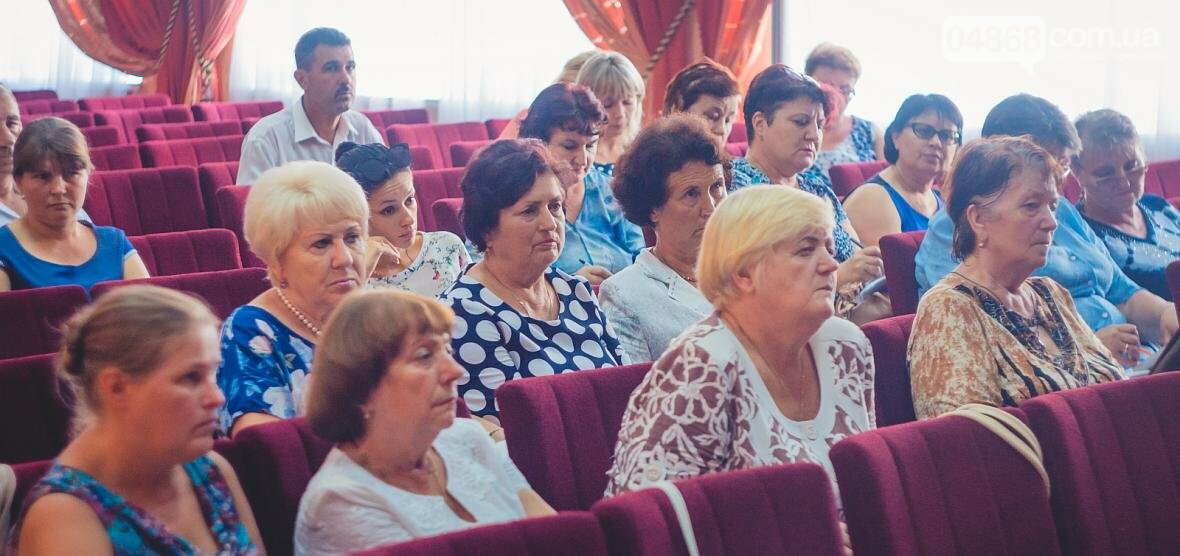 Сотрудники Черноморского отдела ГСЧС провели встречу с руководством школ и детских садов, фото-2