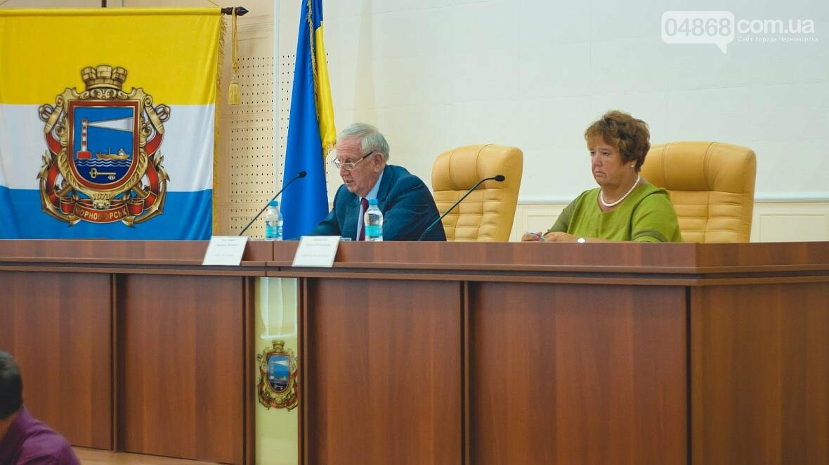 Состоялось заседание сессии Черноморского городского совета, фото-2