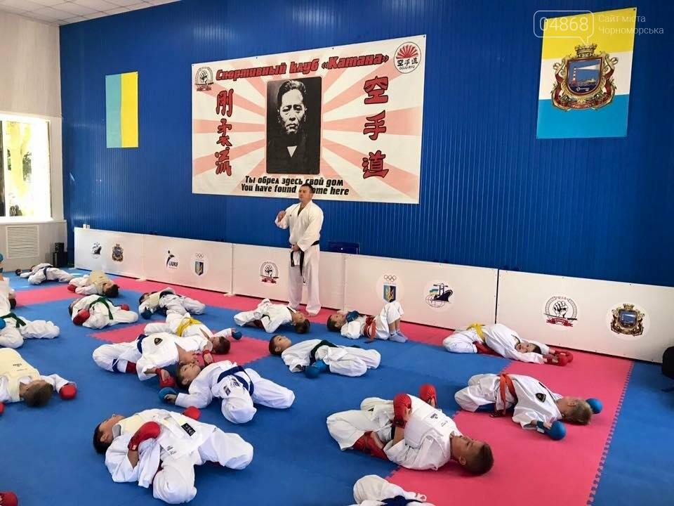 В Черноморске прошла открытая тренировка по спортивному кумите (фото), фото-2