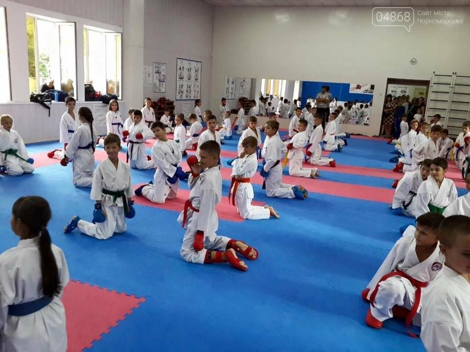 В Черноморске прошла открытая тренировка по спортивному кумите (фото), фото-3