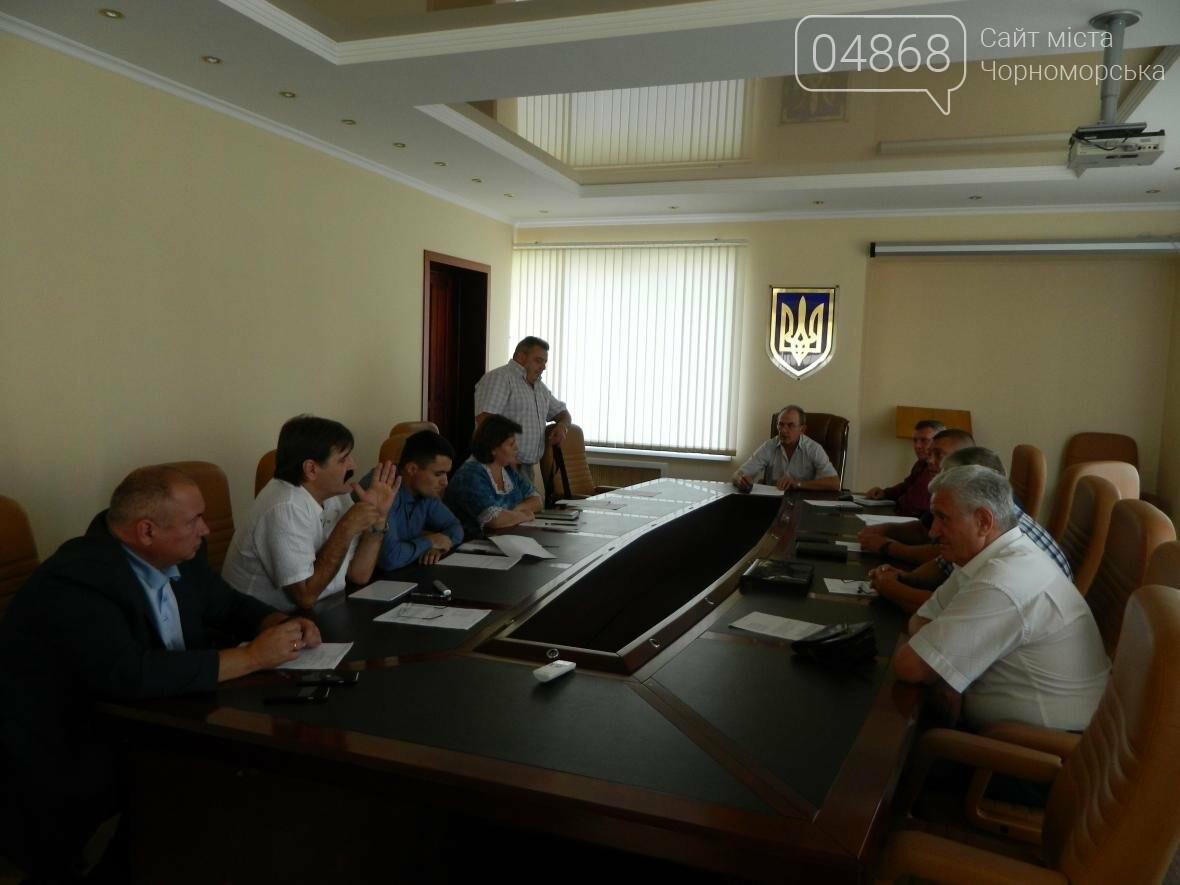 В Черноморске прошло заседание комиссии по техногенной безопасности, фото-5