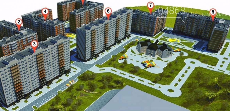 Новый детский сад в Александровке и школа в Черноморске, фото-1