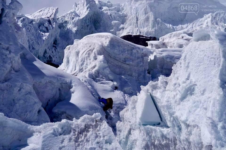 Альпинист из Черноморска поднялся на восьмитысячник Манаслу, фото-5