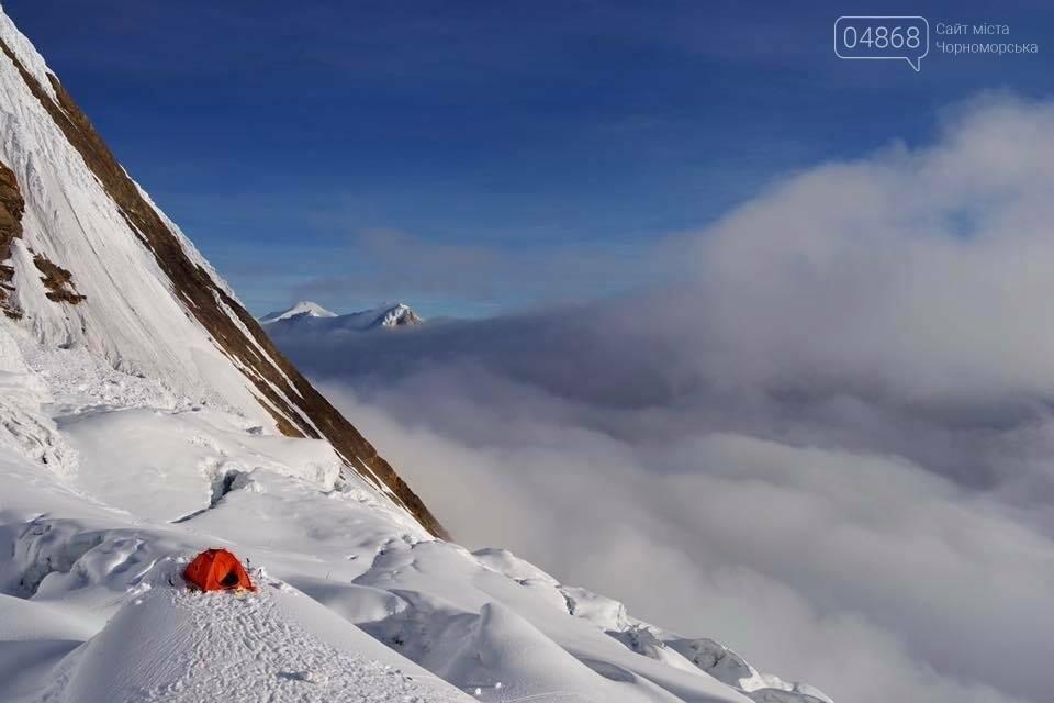 Альпинист из Черноморска поднялся на восьмитысячник Манаслу, фото-2