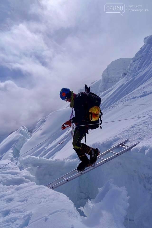 Альпинист из Черноморска поднялся на восьмитысячник Манаслу, фото-3