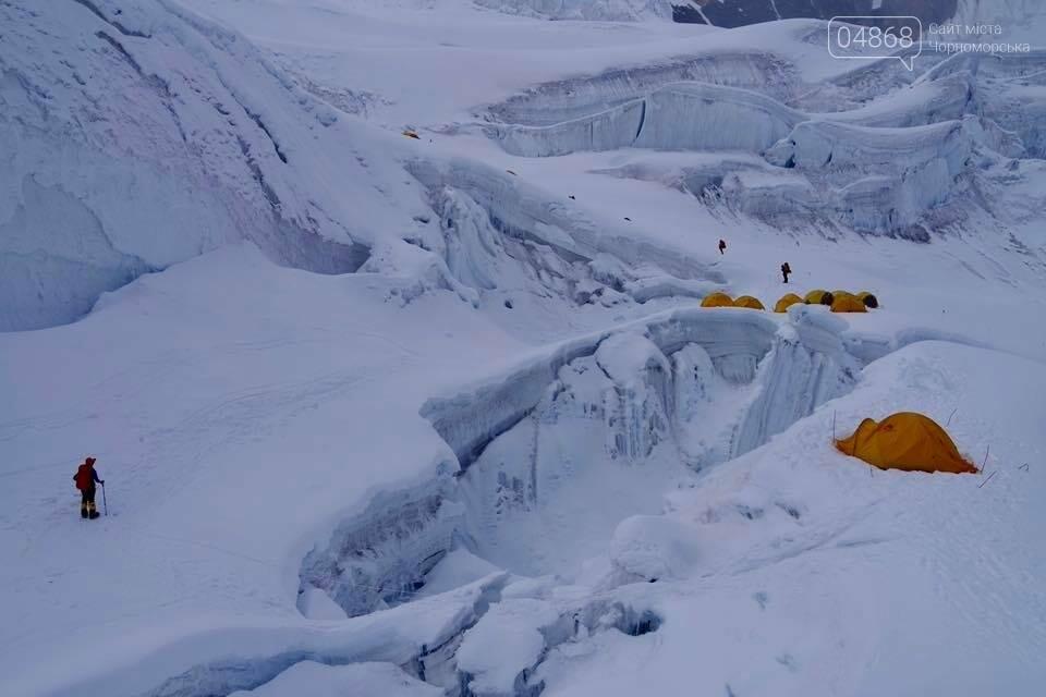 Альпинист из Черноморска поднялся на восьмитысячник Манаслу, фото-4