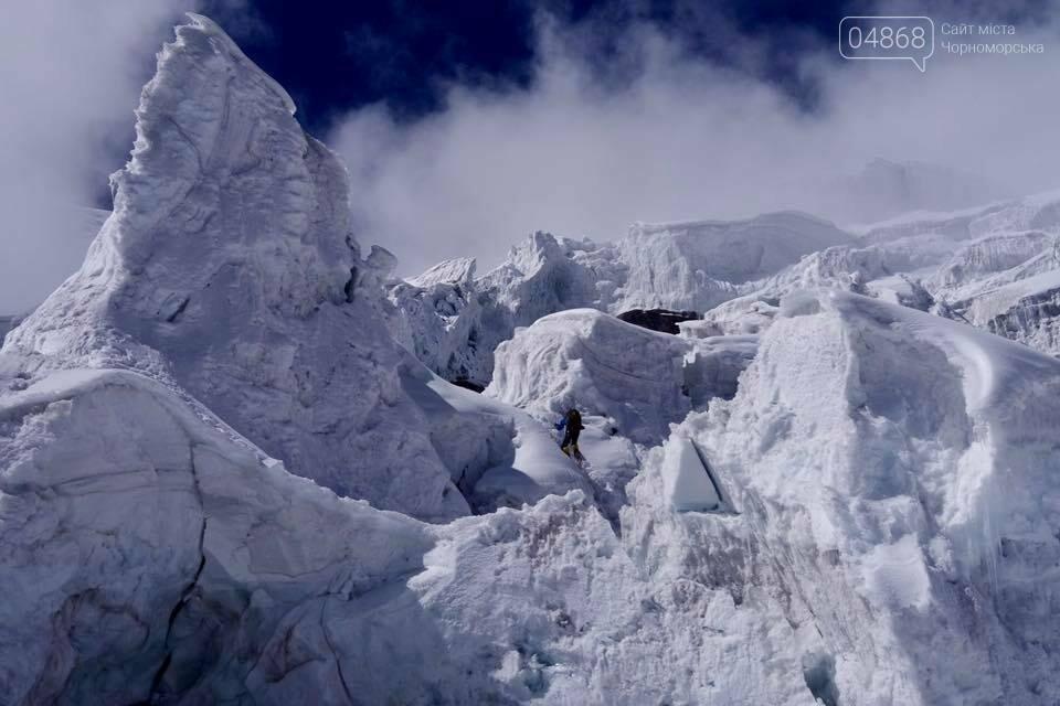 Альпинист из Черноморска поднялся на восьмитысячник Манаслу, фото-6