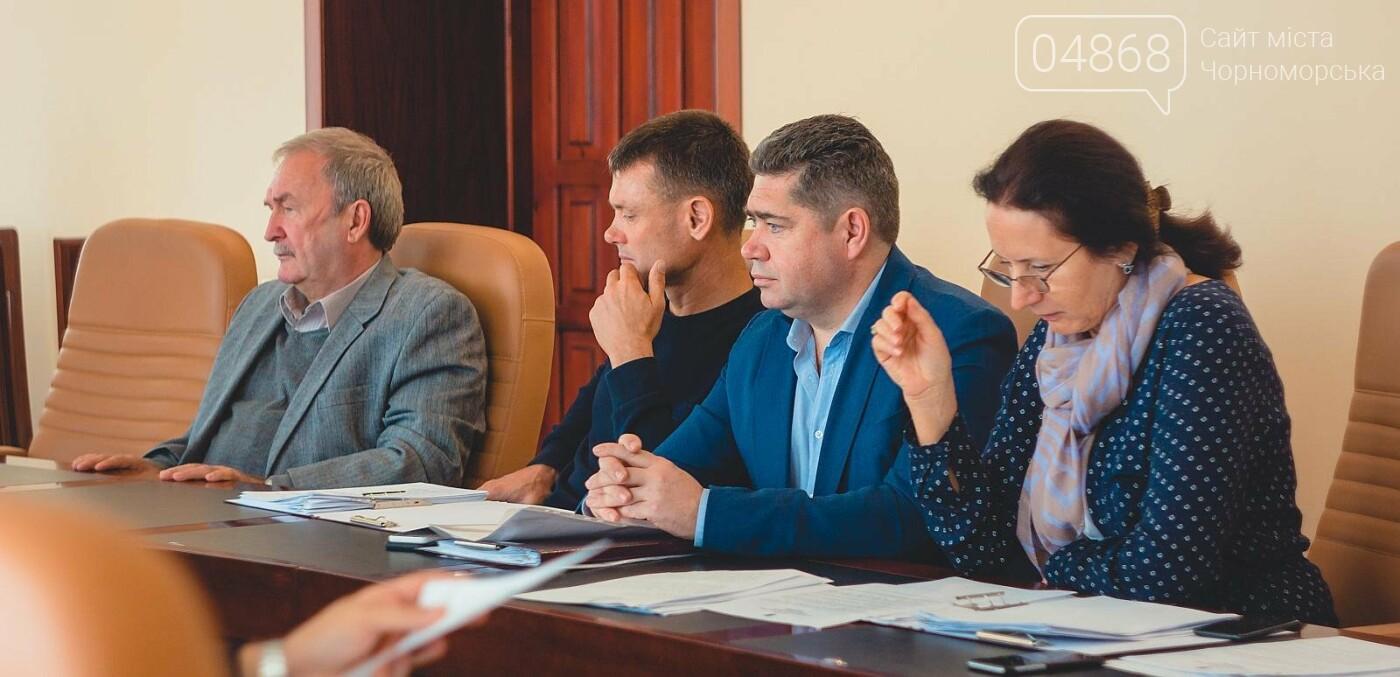 На заседании Черноморского исполкома утверждён маршрут социального кольцевого автобуса (фото), фото-1