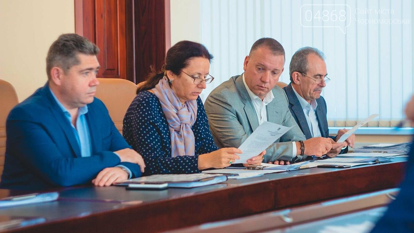 На заседании Черноморского исполкома утверждён маршрут социального кольцевого автобуса (фото), фото-3