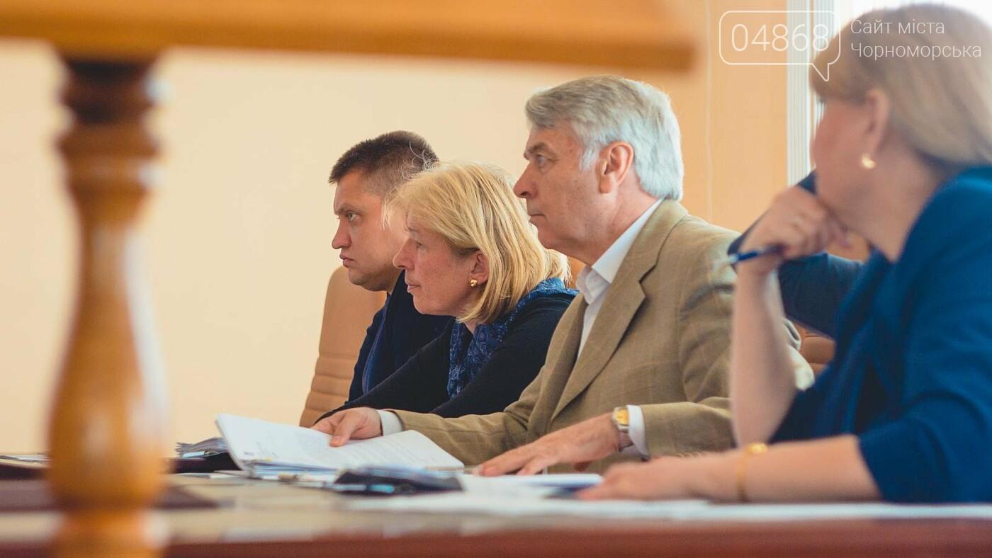 На заседании Черноморского исполкома утверждён маршрут социального кольцевого автобуса (фото), фото-2