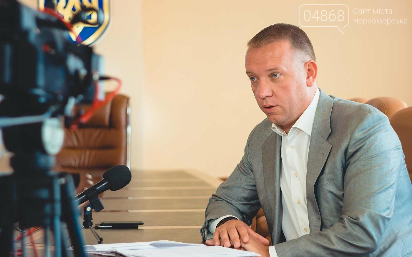 На заседании Черноморского исполкома утверждён маршрут социального кольцевого автобуса (фото), фото-6