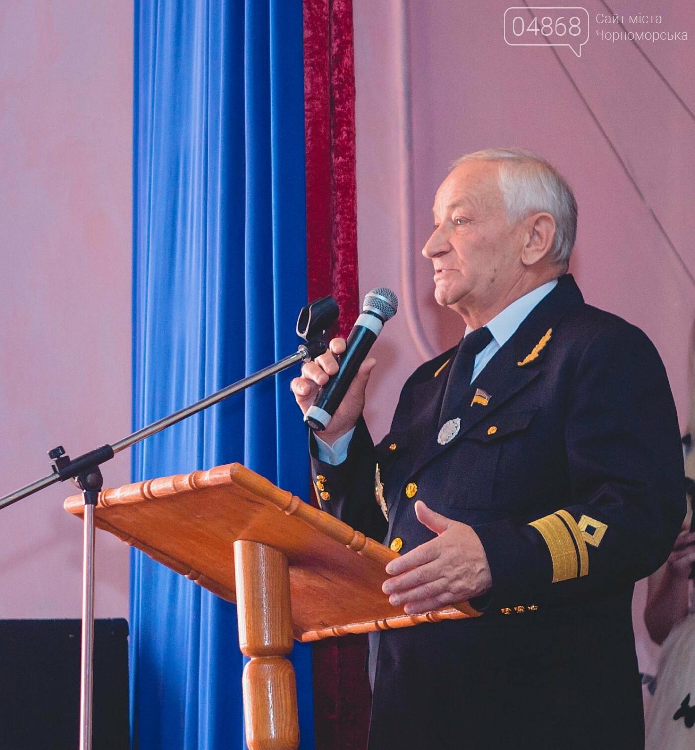 Черноморский морской колледж отпраздновал своё 55-летие, фото-13