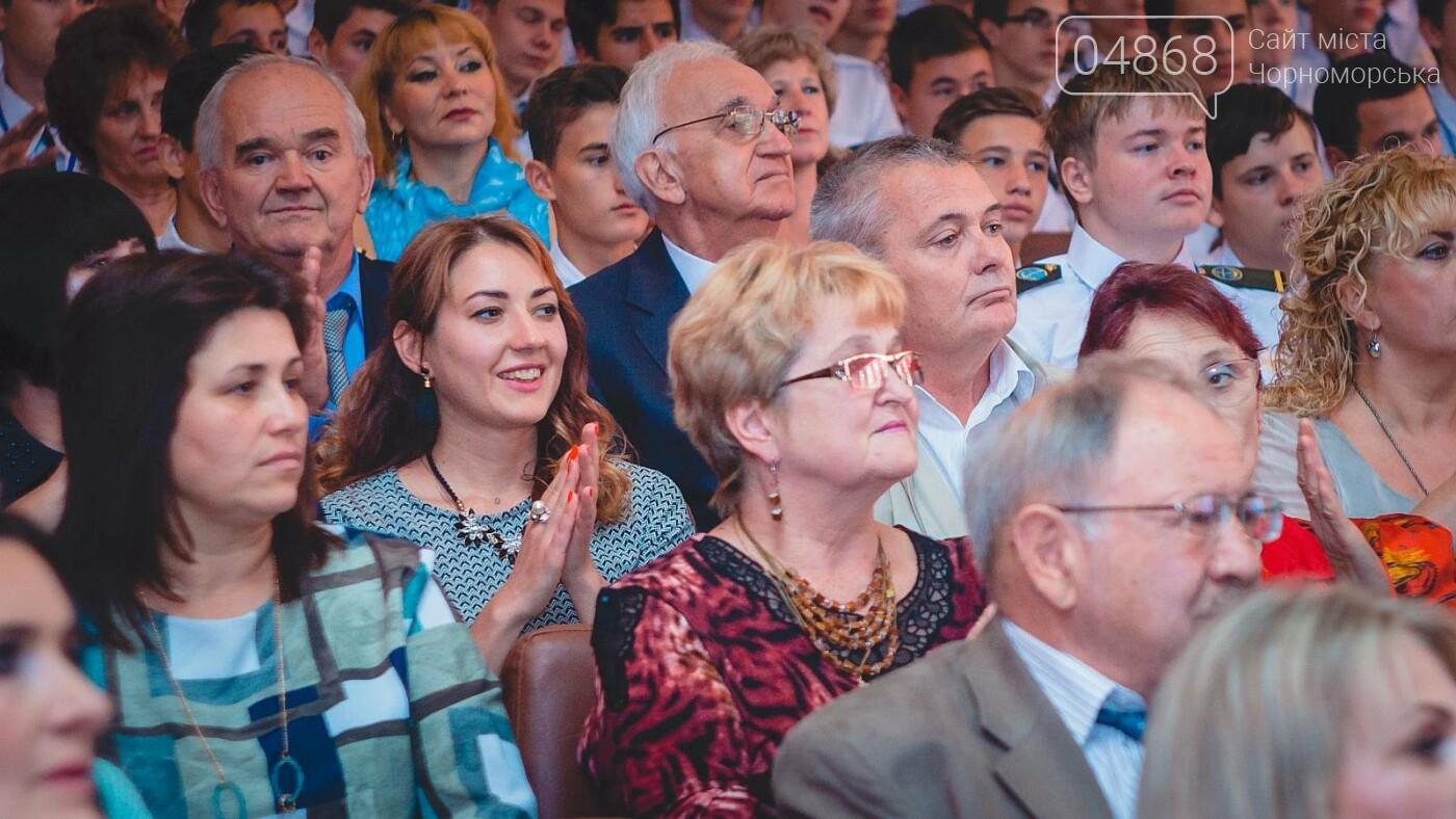 Черноморский морской колледж отпраздновал своё 55-летие, фото-7