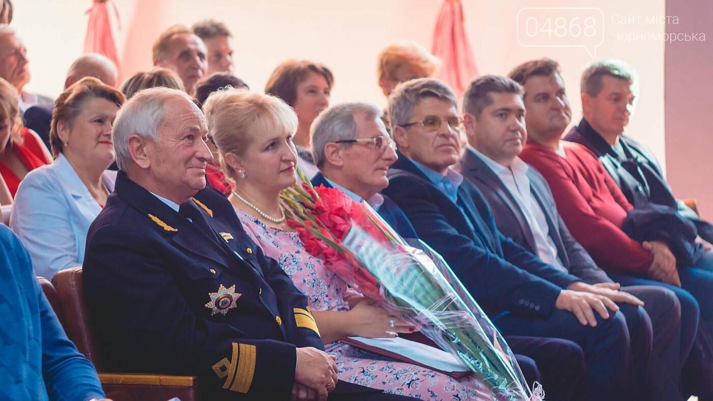 Черноморский морской колледж отпраздновал своё 55-летие, фото-5
