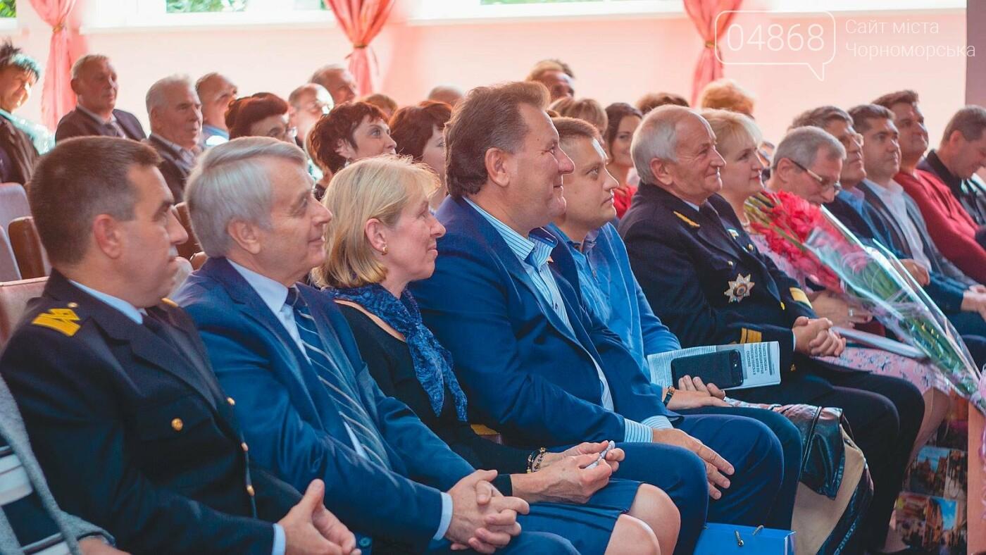 Черноморский морской колледж отпраздновал своё 55-летие, фото-11