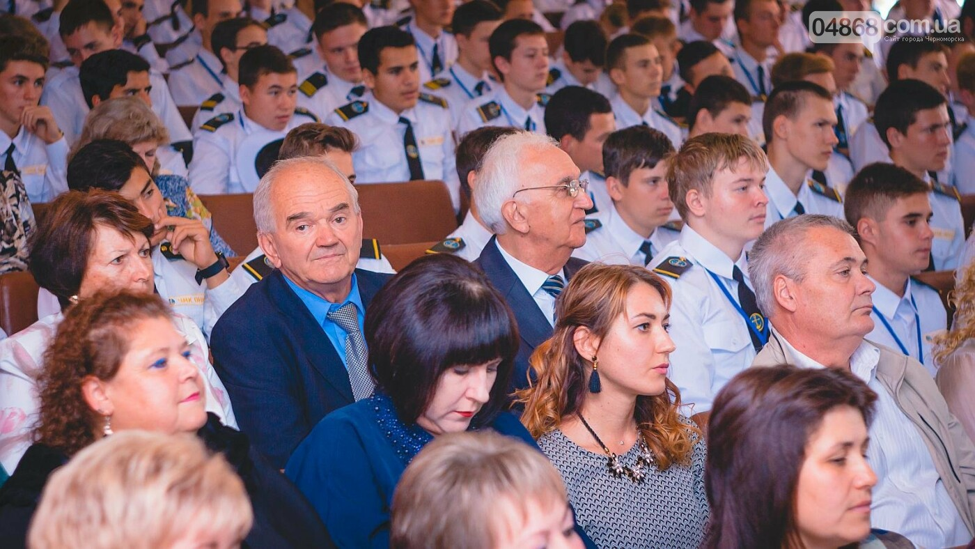 Черноморский морской колледж отпраздновал своё 55-летие, фото-10