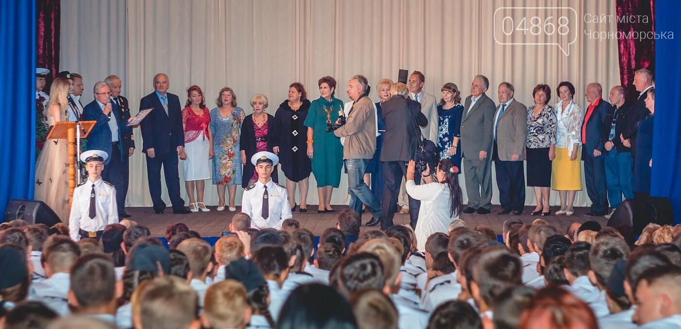 Черноморский морской колледж отпраздновал своё 55-летие, фото-6