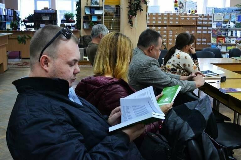В Черноморске презентовали новый литературный альманах, фото-6