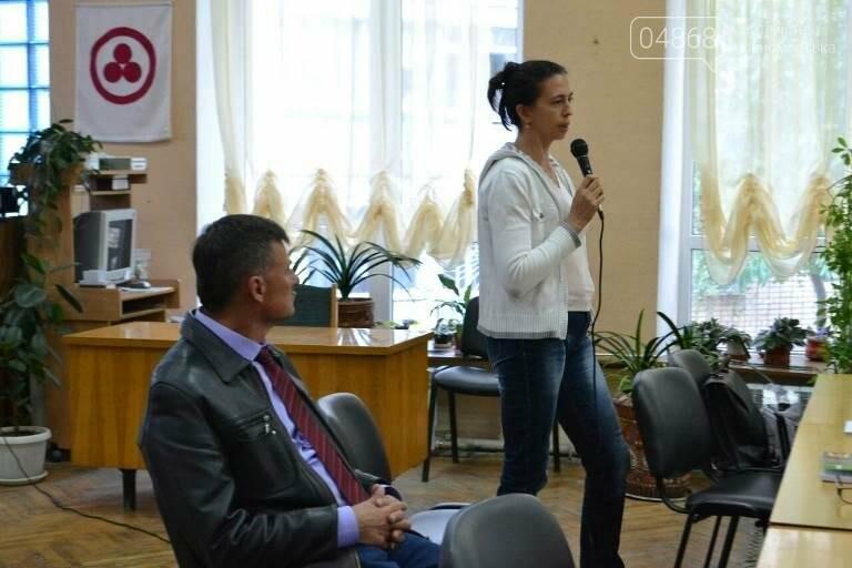 В Черноморске презентовали новый литературный альманах, фото-7