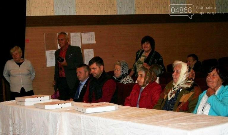 В Александровке чествовали пожилых людей , фото-9