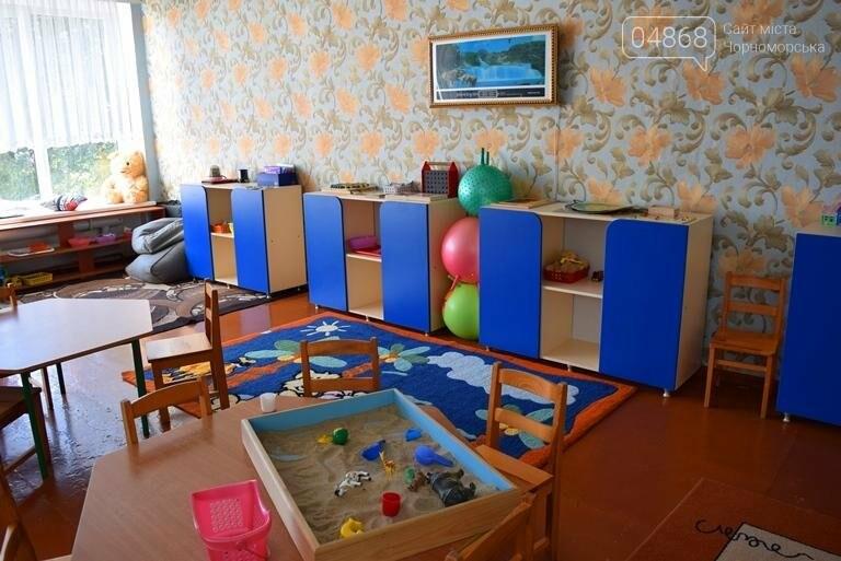 В учебно-воспитательном комплексе города для маленьких черноморцев создан блок нейроактивной коррекции , фото-5