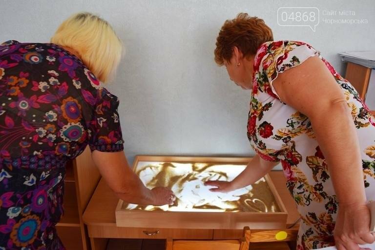 В учебно-воспитательном комплексе города для маленьких черноморцев создан блок нейроактивной коррекции , фото-4
