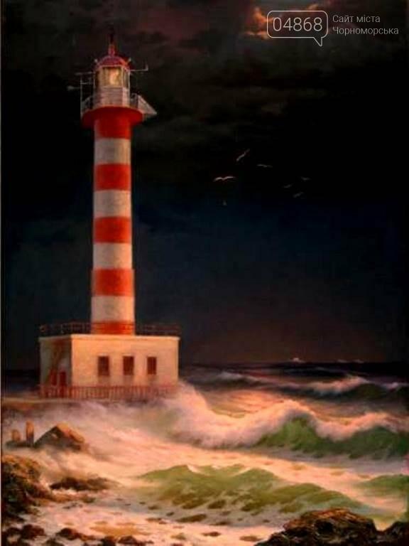 Этот день в истории Черноморска: 5 октября 1965 года в порту был открыт Ильичёвский маяк, фото-7