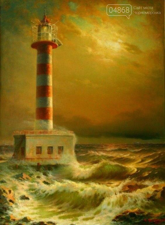 Этот день в истории Черноморска: 5 октября 1965 года в порту был открыт Ильичёвский маяк, фото-6