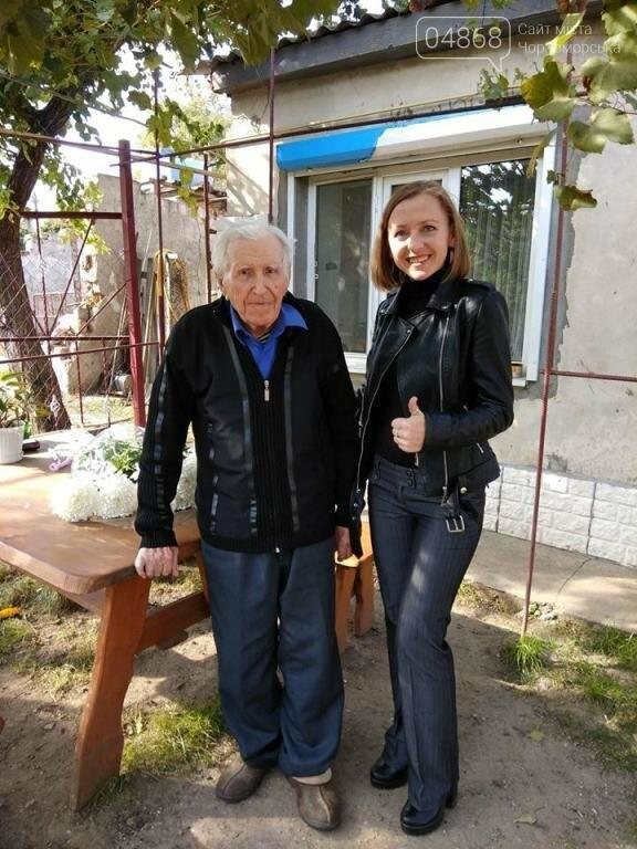 Жителю Александровки исполнилось 100 лет, фото-4