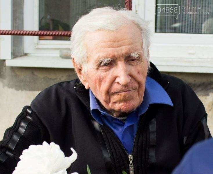 Жителю Александровки исполнилось 100 лет, фото-1