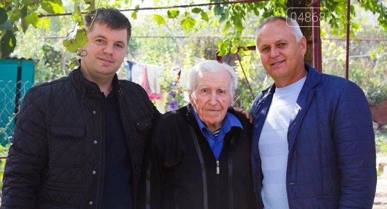 Жителю Александровки исполнилось 100 лет, фото-3
