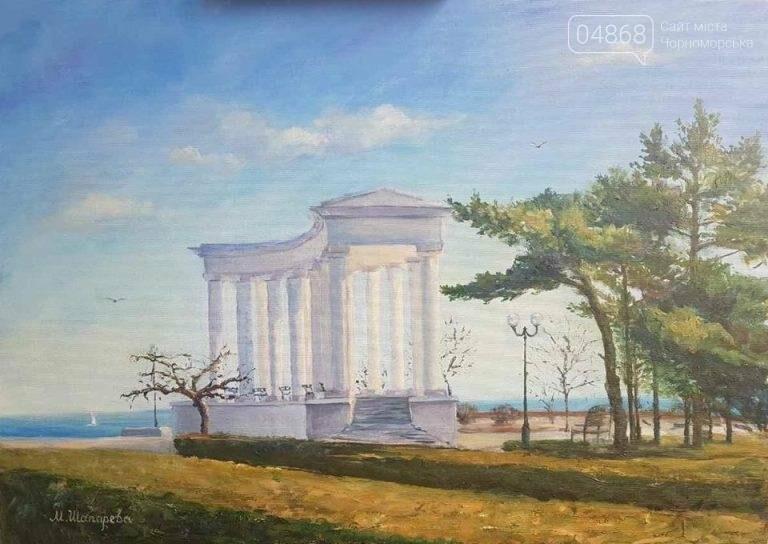 У художников Черноморска сегодня – профессиональный праздник!, фото-5