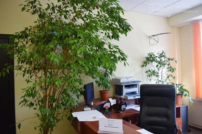 «Энергосбыт» Черноморска: новый офис позволит обеспечить современные стандарты работы, фото-8