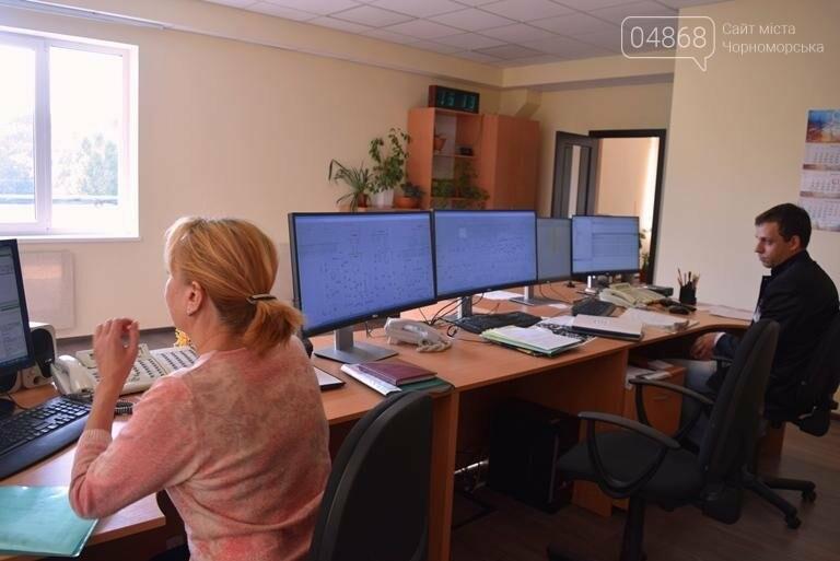 «Энергосбыт» Черноморска: новый офис позволит обеспечить современные стандарты работы, фото-9