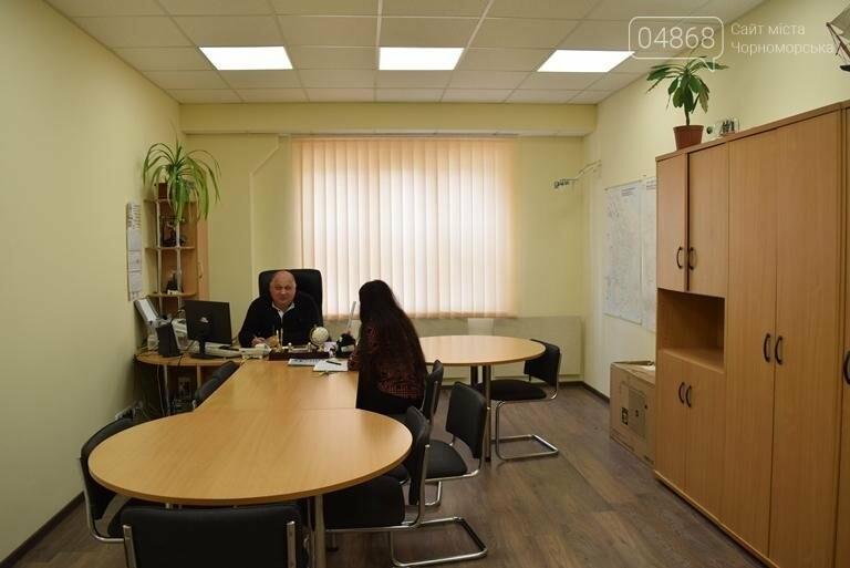 «Энергосбыт» Черноморска: новый офис позволит обеспечить современные стандарты работы, фото-10