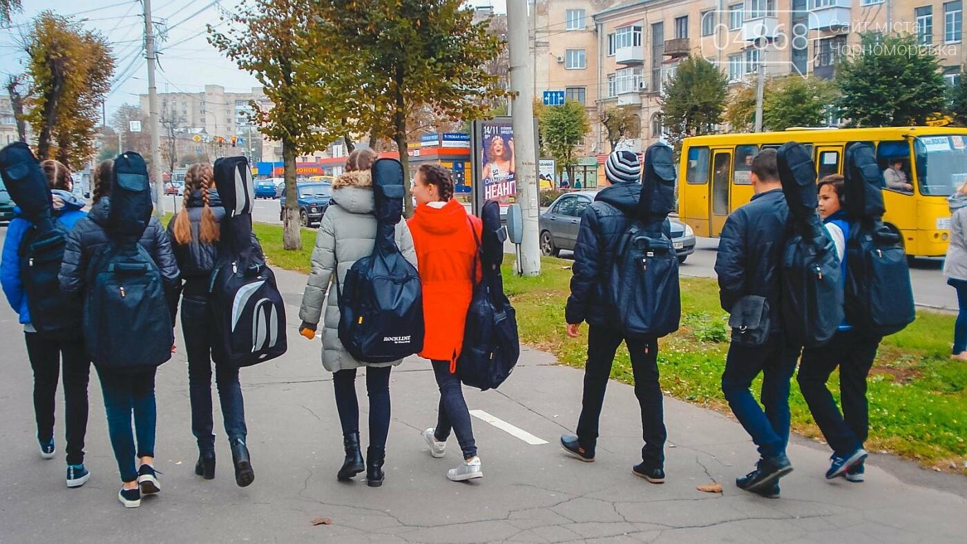Гитаристы из Черноморска стали серебряными призерами на Всеукраинском конкурсе, фото-6