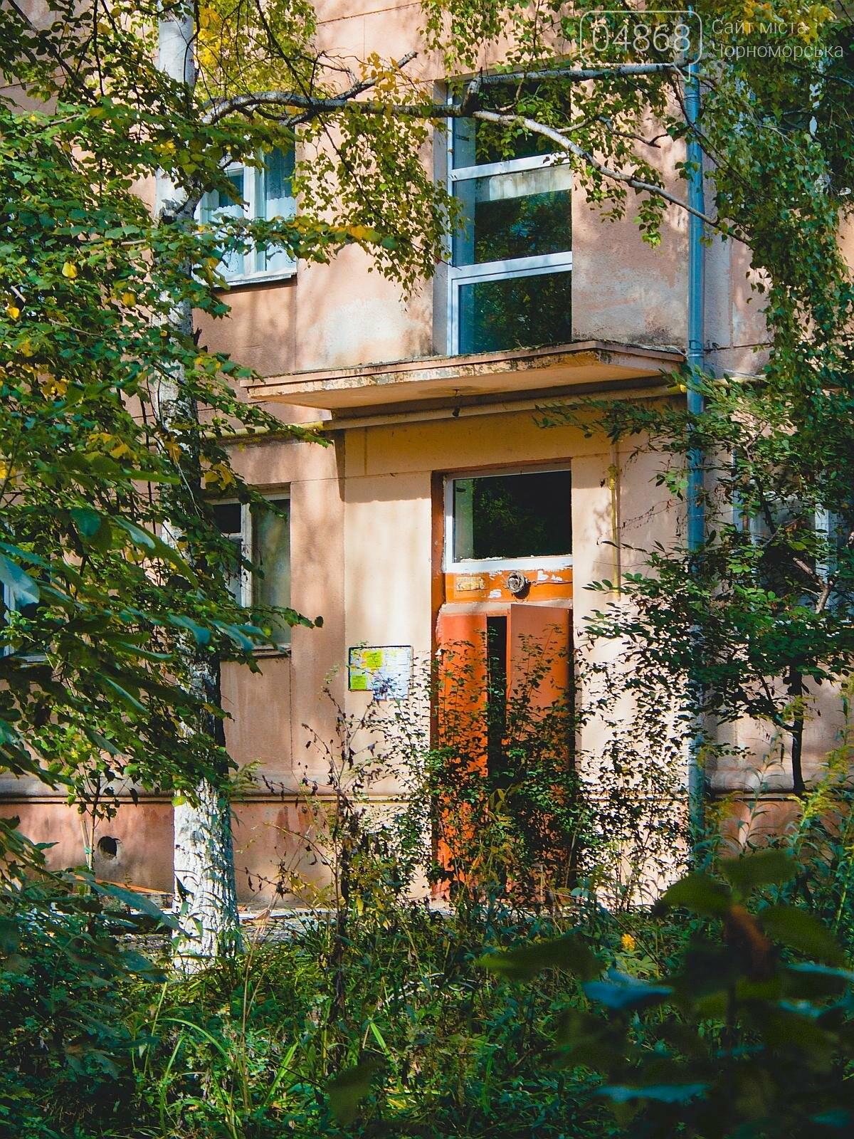 За счёт бюджета Черноморска производится замена окон в подъездах, фото-6