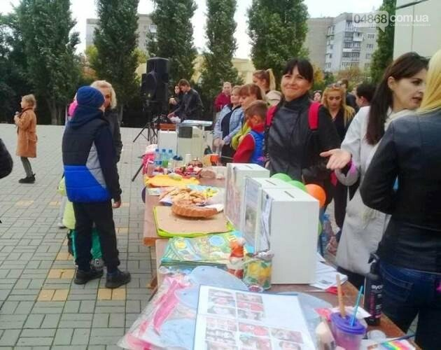 «От сердца – к сердцу»: школьники Черноморска помогают детям, попавшим в беду , фото-1