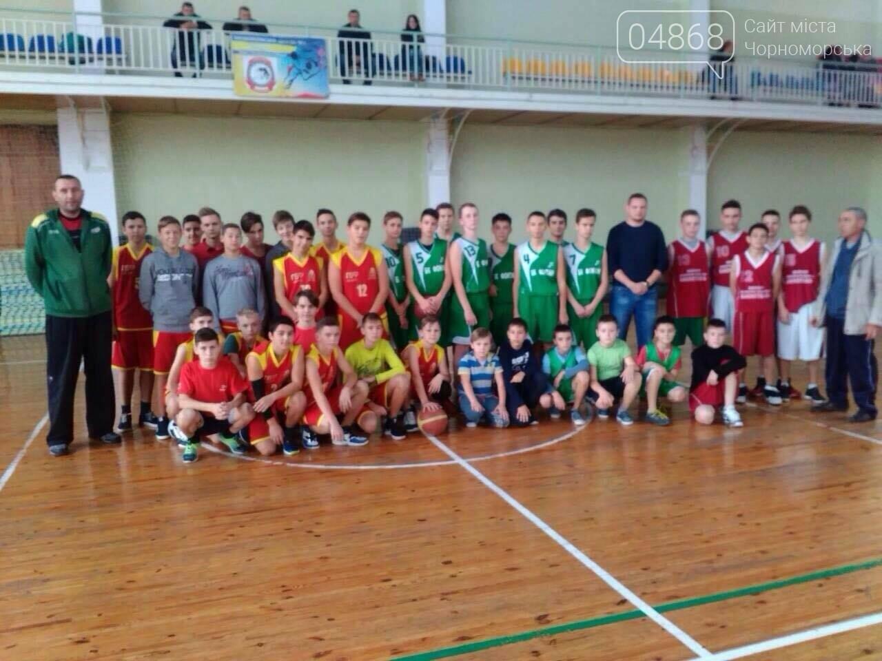 Стартовал ежегодный турнир по баскетболу Черноморская детская лига, фото-4